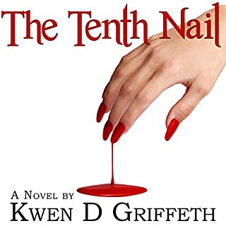 The Tenth Nail audiobook cover art