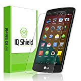 IQ Shield Screen Protector Compatible with LG Transpyre (LG F60) LiquidSkin Anti-Bubble Clear Film