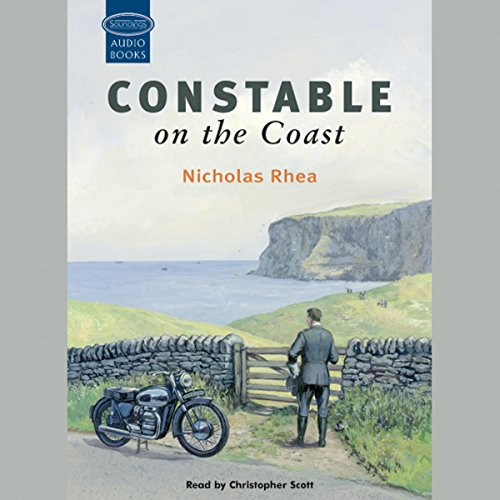 Constable on the Coast audiobook cover art