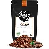 Edward Fields - Rooibos Orgánico. Ingredientes y aromas naturales. Cantidad: 100g. Formato: Granel. Origen: China. Detox, antioxidante, adelgazante.