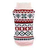 loonju suéter del Perro Ropa de Abrigo para...