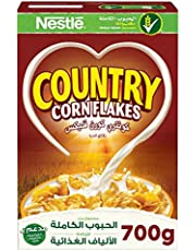 Nestle Whole Grain Corn Flakes Cereal, 700g - Pack of 1