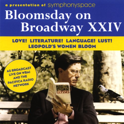 『Bloomsday on Broadway XXIV』のカバーアート