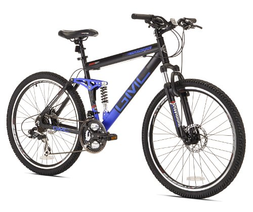 GMC Topkick Dual-Suspension Mountain Bike