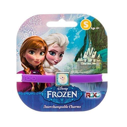 Disney Frozen: 1 Charm Roxo Band (Petit, Violet, Elsa) [Jouet]