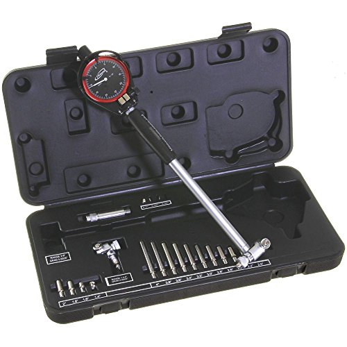 iGaging Dial Bore Gauge 1.4'-6'/0.0005' Deep Out of Round Cylinder Measurement