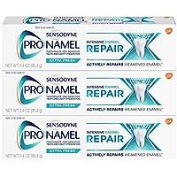 3-Pack Sensodyne Pronamel Intensive Enamel Repair Toothpaste 3.4Oz