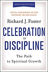 The Celebration of Discipline by Richard Foster. THE book on spiritual disciplines.