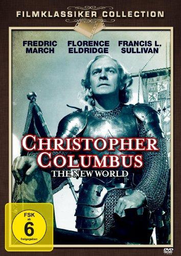 CHRISTOPHER COLUMBUS - New World FILMKLASSIKER COLLECTION