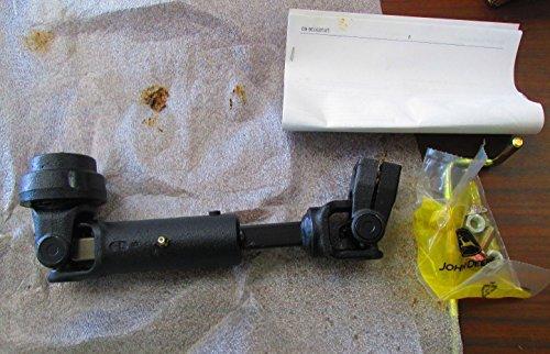 John Deere Original Equipment 60D Manual PTO Drive Connect #LVB26044