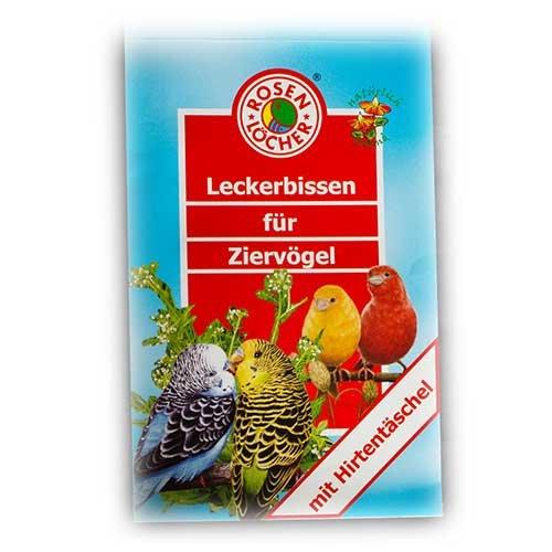 Rosenlöcher Leckerbissen m. Hirtent. 5g