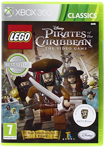 Lego Pirates Of The Caribbean - Classics [Importación Inglesa]