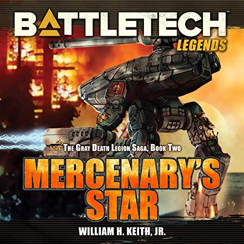 BattleTech Legends cover art