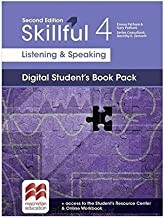 Skillful Second Edition Level 4 Listening and Speaking Digital Student's Book Premium Pack