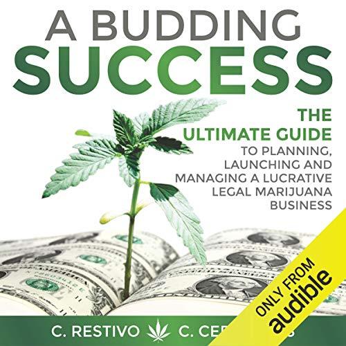 A Budding Success audiobook cover art