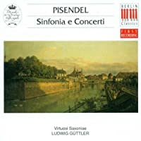 Pisendel & Telemann:Sinfonia E Concerti