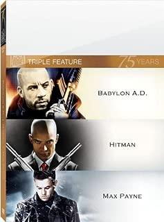 Triple Feature: Babylon A.D. / Hitman / Max Payne