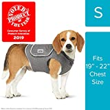 COMFORT ZONE pettorine Anti-ansia per Cani Calming Vests for Dogs | per tuoni e ansia | Small