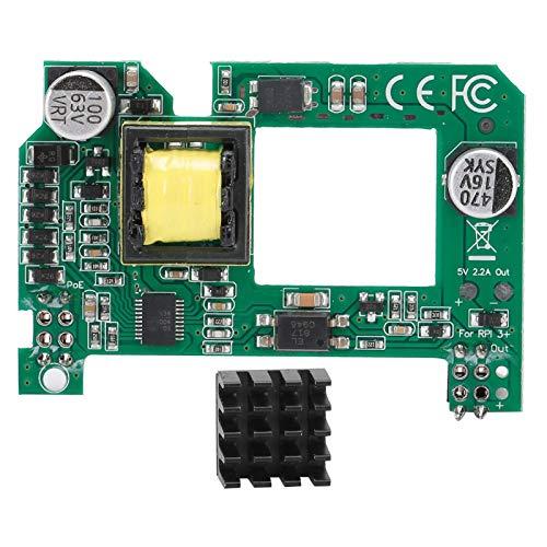 para módulo POE Módulo de módulo POE Módulo de fuente de alimentación Módulo de refrigeración para 4B / 3B Interruptor de enrutador Puerto de red Fuente de alimentación