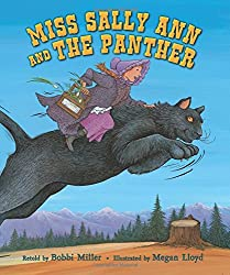 Miss Sally Ann and the Panther , American folktale about women