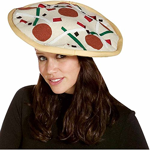 Rasta Imposta Chapeau Pizza, Multi, Taille Unique