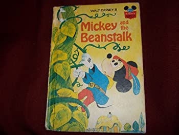 Mickey and the Beanstalk - Book  of the Disney's Wonderful World of Reading