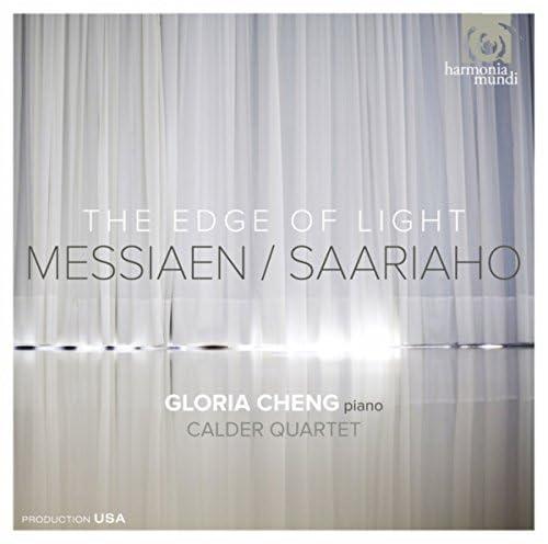 Gloria Cheng & Calder Quartet