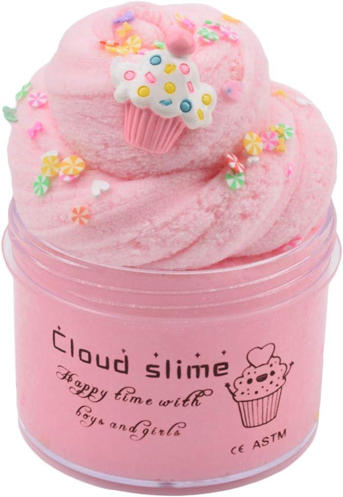 HappyTimeSlime Soft Slime Cloud Max Sale price 52% OFF Ice Putty DIY Fairy Cream