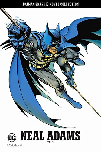 Batman Graphic Novel Collection: Bd. 33: Neal Adams Teil 2