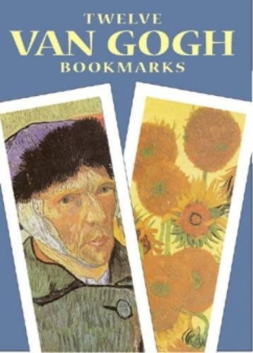 Twelve Van Gogh Bookmarks (Dover Bookmarks)