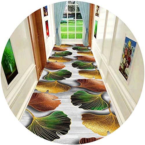 XZPENG La alfombra de área de largo plazo, la fibra superfina antideslizante y duradera utilizada para el sofá de la habitación de la sala de estar de la cocina y el cojín de la mesa de café, el tamañ