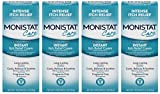 Monistat Care Instant Itch Relief Cream | Maximum Strength | 1 OZ | 4 Pack