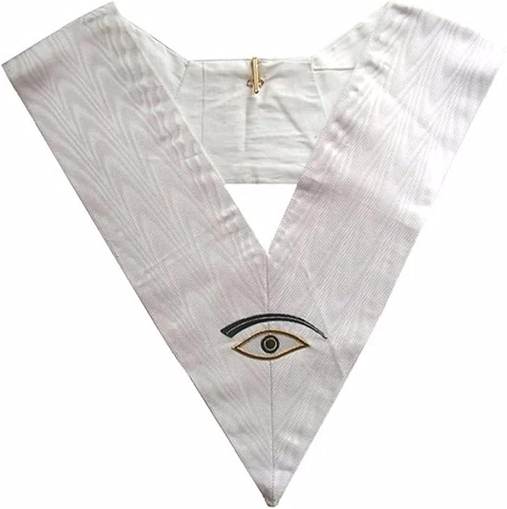 Masonic Officer's collar - ASSR - 28th degree - Eye