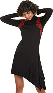 Desigual womens DRESS MELISSA Dress