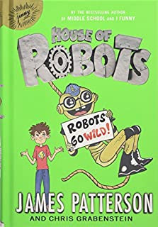 House of Robots: Robots Go Wild! (House of Robots (2)) (0316284793) | Amazon price tracker / tracking, Amazon price history charts, Amazon price watches, Amazon price drop alerts