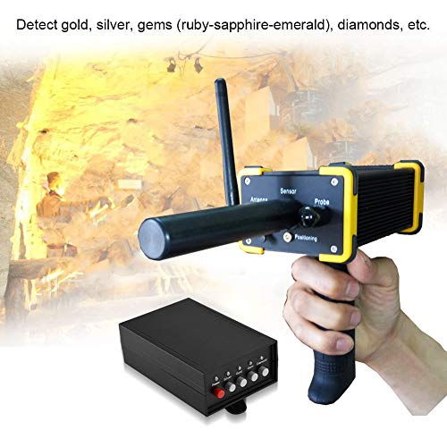 Why Choose Pinpoint Metal Detector for Adults, Detecting with High Sensitivity, Rechargeable Gold Ge...