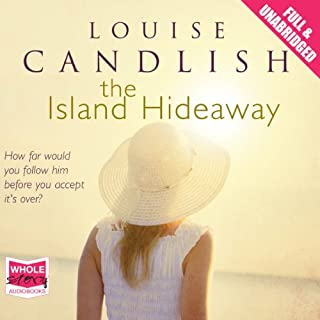 The Island Hideaway audiobook cover art