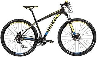 Bicicleta Mtb Caloi Explorer Comp Aro 29 2019 - Cinza