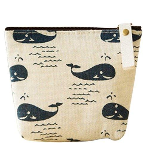 LAAT 1pcs Isolierung 30* 17cm Notebook Canvas Paket Mittagessen mit Reis Cartoon Canvas Tasche mit einfachen Stil 11,5x9,5cm #1