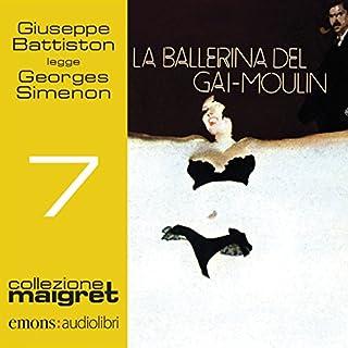 La ballerina del Gai-Moulin copertina