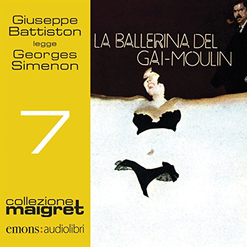 La ballerina del Gai-Moulin audiobook cover art