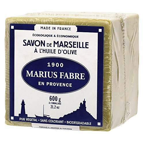 Savon de Marseille, Marius Fabre