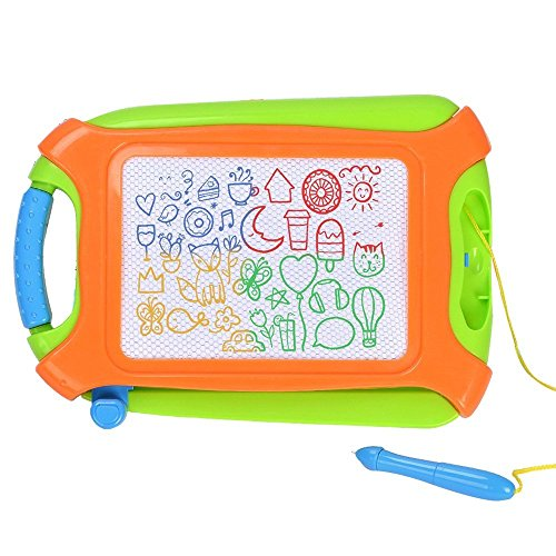 Youth ONG Magnetic Drawing Board,Doodle Board ,Sketching Pad for Toddler Boy Girl Learning Toys,Travel Size Toddlers Toys