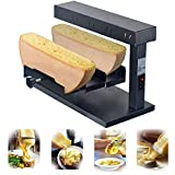 Li Bai Cheese Melter Raclette Grill Machine Electric 650W Nacho Cheese Dispenser Commercial...