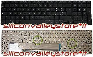 Siliconvalleystore Tastiera Italiana Nera per Notebook HP Pavilion DV6-1304TX DV6-1305SL DV6-1305EI