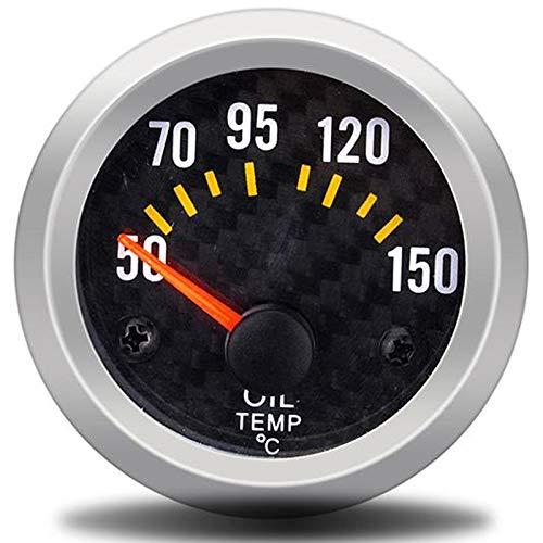 SUNTAOWAN PSI de Refuerzo de Barra de Acoplamiento/vacío/Temperatura de la Temperatura del Agua/Aceite/Aceite/Metro Volt/tacómetro RPM del automóvil tacómetro Soporte del Instrumento cuent