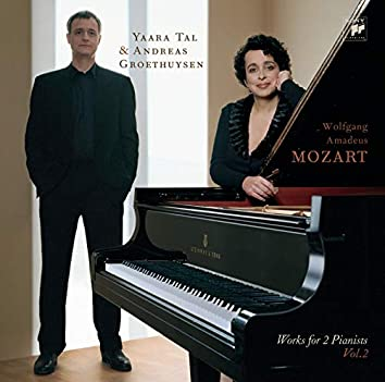 Mozart: Works For 2 Pianists Vol. 2