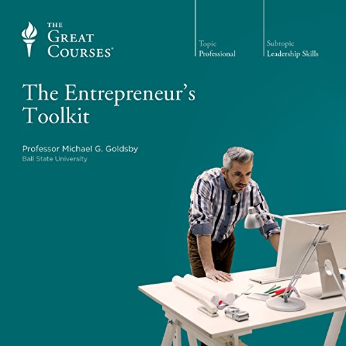 The Entrepreneur's Toolkit audiobook cover art
