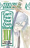 BLEACH Can't Fear Your Own World ライトノベル 1-3巻セット