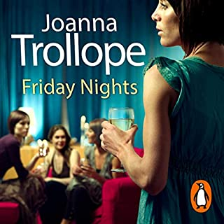 Friday Nights audiobook cover art